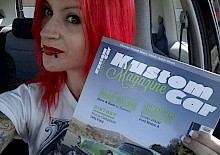 Readers Gallery Kustom Car Magazine #2