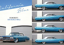 California Blue - 1964 Chevrolet Impala SS