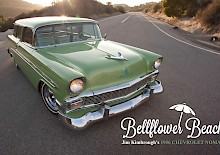 Bellflower Beach - 1956 Chevrolet Nomad