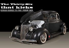 The Thirty-Six that kicks - 1936 Ford