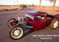 The Coffee Shop Truck - 1934 Ford Hot Rod