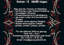 Georg Petzoldt - Pinstripe Workshop